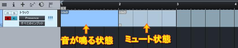 Studio One - mute